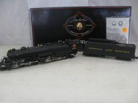 Lot O Gauge Trains