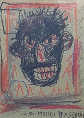 Lot J. M. Basquiat Silver Jewelry Picasso