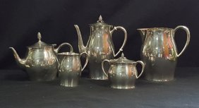 Lot Royal Vienna Chargers Fine Art Gold Silver &