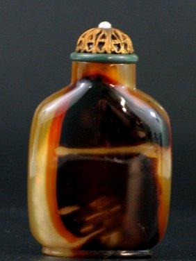 Lot Baltimore Show Jade Snuff Bottle & Jewelry 38