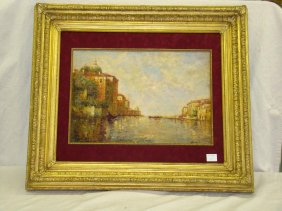 Lot Paintings, Fine Arts, Estate Material.