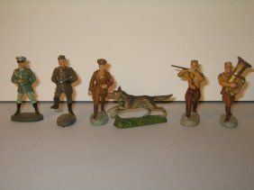 Lot Sussman Estate-Early Lead Figures & Soldiers