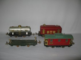 Lot LEAD SOLDIERS/TIN LITHO/CARS/PLANES/TRAINS