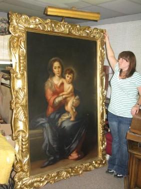 Lot FINE ART & ANTIQUES AUCTION