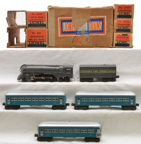 Lot GREAT SUMMER TOY TRAIN AUCTION