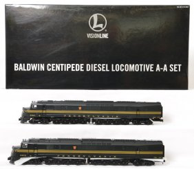 Lot June Modern and Scale Toy Trains