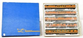 Lot HO, N, and G scale Model Trains Marklin etc.