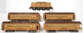 Lot Great Pre and Postwar Train Auction