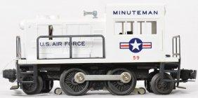 Lot October Postwar O and S Gauge Toy Train Sale