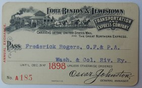 Lot Railroad and Transportation Auction