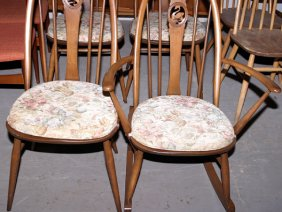 Lot 19 & 20th century furniture