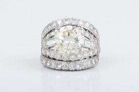 Lot Diamond & Signed Jewelry Auction