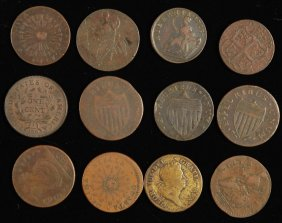 Lot STAMPS, TOKENS AND EXONUMIA AUCTION-Day 1