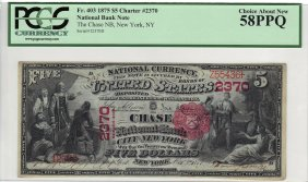 Lot July 12th Rare Currency Auction