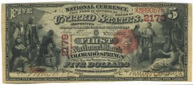 Lot Banknotes, Advertising, & Decorative Arts