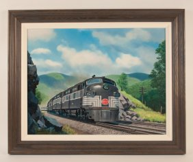 Lot Antiques, Advertising & Railroadiana Auction