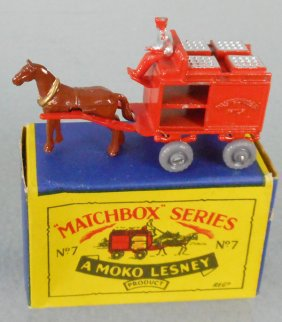 Lot TOY VEHICLE MANIA featuring MATCHBOX 8/13/16