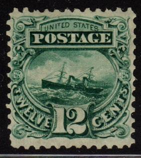 Lot Fusco Rare Stamps & Collections Auction #126