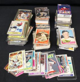 Lot Rare Sports Cards Memorabilia Auction #106