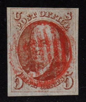 Lot Fusco Rare Stamps & Collections Auction #125