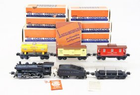 Lot Antique Train & Toy Auction