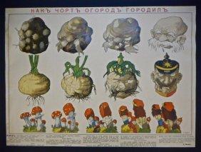 Lot Russian Propaganda & Decorative Arts