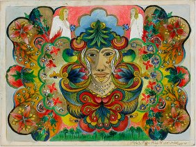 Lot Self-Taught, Outsider & Folk Art Day 1