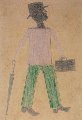 Lot Self-Taught, Outsider & Folk Art- Nov 12