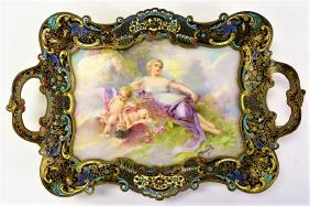 Lot High End Antiques, Clocks & Collectibles