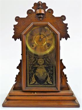 Lot PHENOMENAL TIMEKEEPER'S CLOCK AUCTION