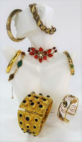 Lot MARCH MADNESS COSTUME JEWELRY AUCTION