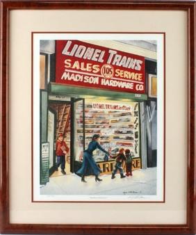 Lot  PREMIER FINE ART AND MILITARY AUCTION