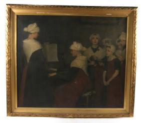 Lot January Americana and Fine Art Auction
