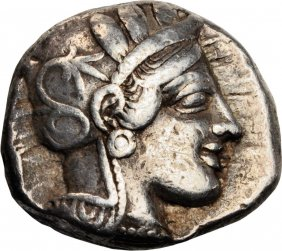 Lot Ancient Art and Numismatic Material Sale