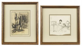 Lot Period Furniture, Fine Art & Accessories Sale