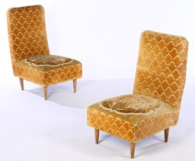 Lot Antique & Mid Century Furniture- online only
