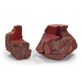 Lot Fire & Form: Fine Art and Ceramics Part I