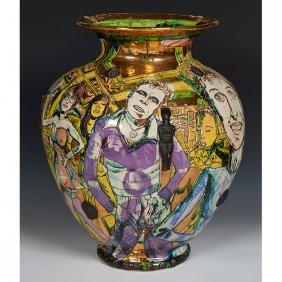 Lot Fire & Form: Fine Art and Ceramics Part II