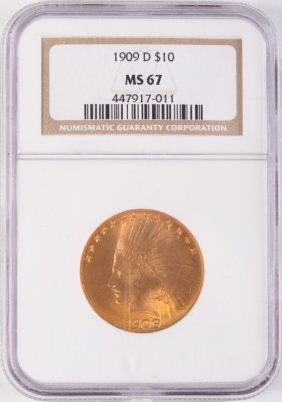 Lot IMPORTANT COIN AUCTION