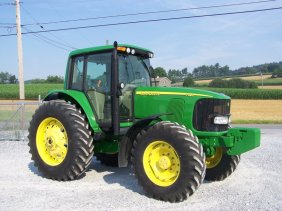Lot Absolute Ag & Ind. Eq. Auction August 11th
