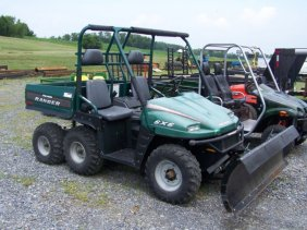 Lot Construction and Farm Equipment Auction
