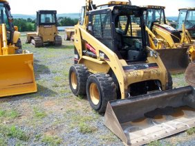 Lot Construction and Farm Equipment Auction