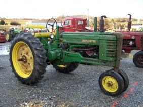 Lot Antique/ Investment Tractor Collector Auction