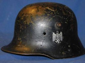Lot Military Artifacts WWI WWII and Coin Auction