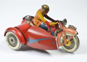 Lot 66th Toy and Advertising Auction, Part II