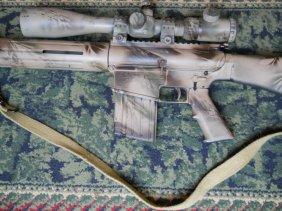 Lot Military, Coins, Firearm & Knifes