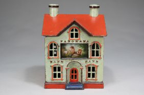 Lot Architectural, Mechanical Banks, Toys Auction