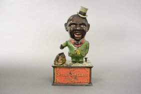 Lot BANKS & TOYS AT AUCTION