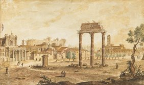Lot Antiquities and Paintings   Antiquariato
