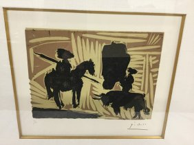 Lot Fine Art, Navajo Rugs, Stickley, Trains